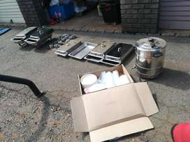 Catering Bundle - 30 L Urn, Chafing dishes, Burners