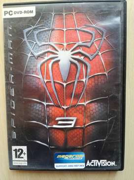 PC DVD ROM GAME SPIDERMAN