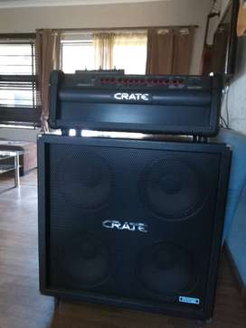 Crate Stack Amp