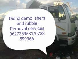 We transport Sand, soil, stones and rubble