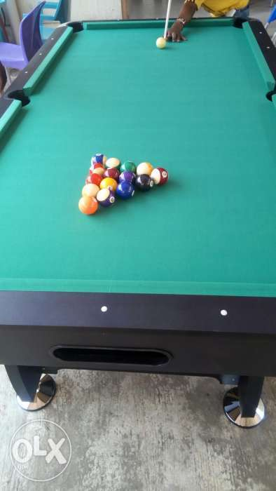 Brand new imported snooker board 0