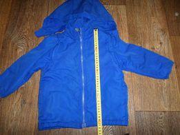 куртка-ветровка демисезонняя
