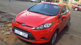 FORD FIESTA 1.6 MANUAL IN EXCELLENT CONDITION