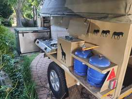 4x4 Camping Trailer for sale