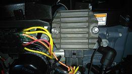 Silnik zaburtowy Yamaha , Mercury 9.9 -20 km Ładowanie akumulatora 12v