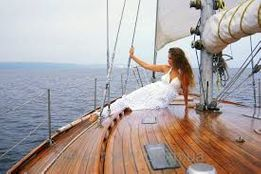 Прогулки на парусной яхте по реке Днепр