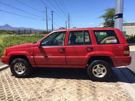 1999 Jeep 4x4 Sport R40 000 neg Automatic - Well maintained