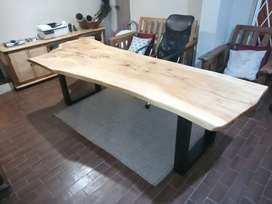 Live Edge Desk / Dining Table