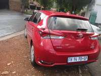 Image of 2016 toyota auris x for sale