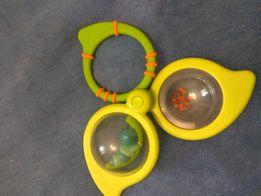 Прикольная игрушка погремушка грызунок фирмы Stoby