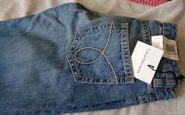 Spodnie Calvin Klein jeansy damskie 25/32