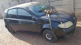 Fiat punto 1.4 stripping for parts