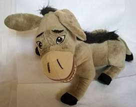 Very Soft Plush Donkey from Shrek the Third