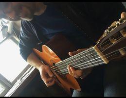 Гитара.Индивидуальные занятия.Уроки игры на гитаре.Электрогитара.