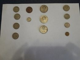 монети бувшого ссср 1937 рік 1940 1967 рік 1991 ітак дальше
