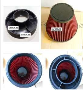 6'' performance Velocity Stack air filters – 76mm intake universal fit