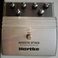 предварительный гитарный усилитель, директ бокс для акустической гита