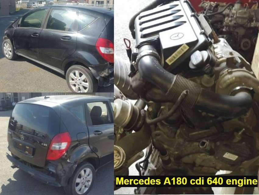 Mercedes A - class spares for sale. 0