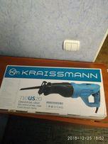 сабельная пила Kraissmann - 3500 руб
