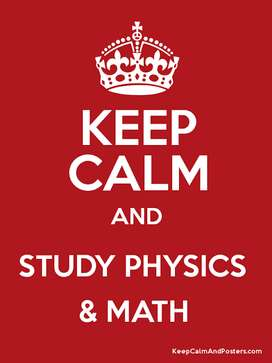 Maths, physics , Chemistry and life Sciences Tutor