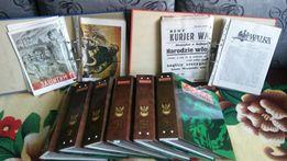 Gazety Wojenne z okresu II Wojny Światowej - cała kolekcja