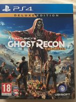 Tom Clancy's Ghost Recon na PS4