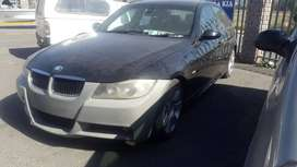 BMW 320i E90 N46 3 series 2007 spares for sale.