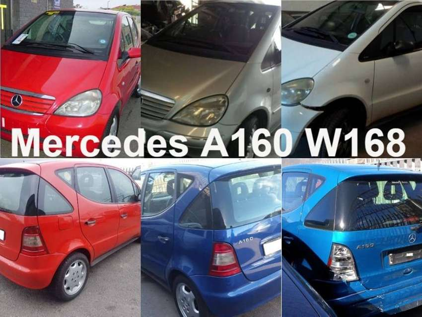 Mercedes A - Class stripping for spares. 0