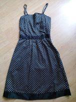 Sukienka w kropki Reserved roz. xs