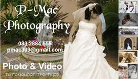 Photographer and Videographer