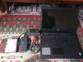Dell i3  Inspiron 15 3000 Series Laptop Combo