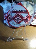 Увеличительное стекло для вышивки лупа