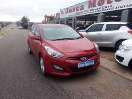 2013 Hyundai i30 1.6 GLS AT