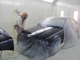 Professional spray painters, panel beaters and mechanics(affordable)