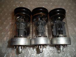 Антикварная раритетная радиолампа LV1 LORENZ Вермахт 44-й год выпуска.