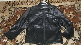 куртка кожанная Германия