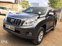 toyota landcruser suv clean on quick sale 0