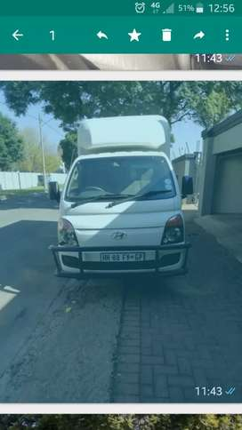 Hundai H100 deliver van for sale, extras: radio and alarm