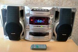 Продам музыкальный центр Panasonic SA-AK 28