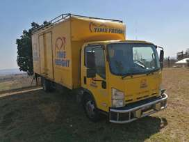 Isuzu NQR500 Smoother Auto 4x2 with Closed body