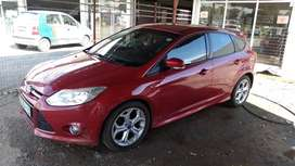 2013 Ford Focus 1.6 5DR Hatch for sale