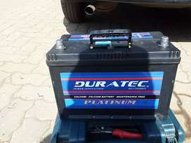 Duratec battery 650