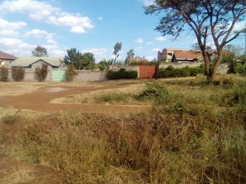 Nyandarua Ol Kalou eighth acre plots near JM Memorial Hospital title 0