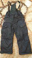 Зимние штаны - комбинезон skorpian