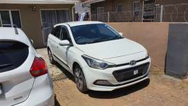 2015 i20 i.4 fluid automatic with 53000kms