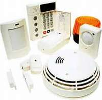 Image of Wireless alarm systems