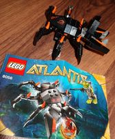 Lego 8056 Krab Atlantis klocki zestaw