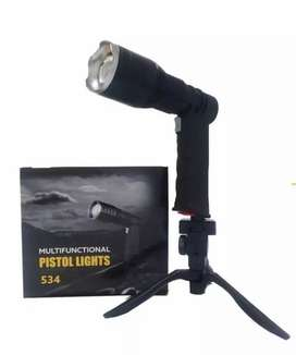 Hunting, Pistol torches