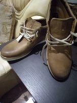 Ботинки FRETZ 46 р.кожа