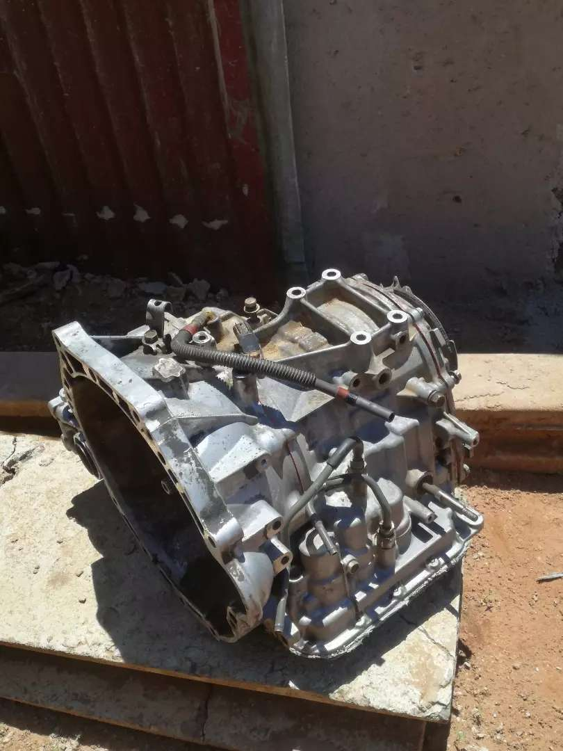 Toyota yaris automatic gearbox 0